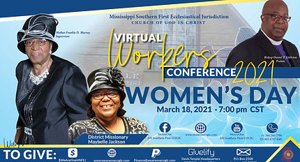 Workers Conference _ Women's Day