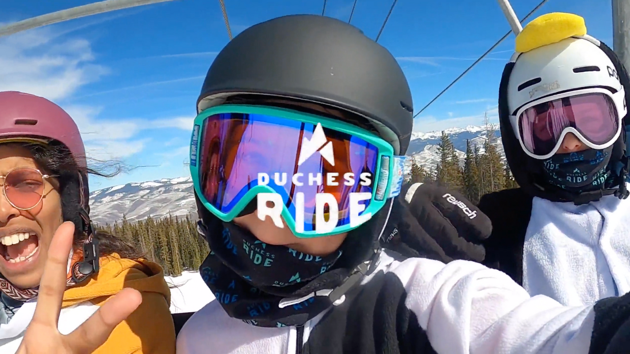 Duchess Ride Winter 2021 Season.mp4
