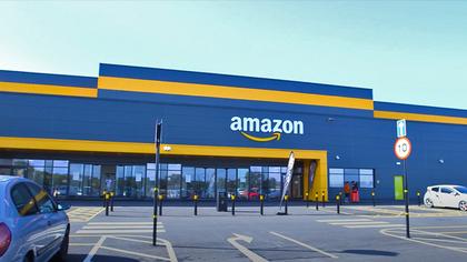 Amazon Waste Metal Detection System
