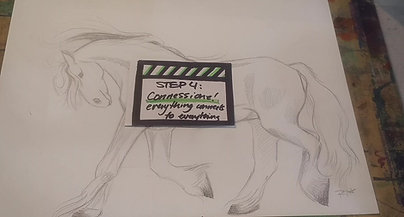 Drawing a Horse Step_4