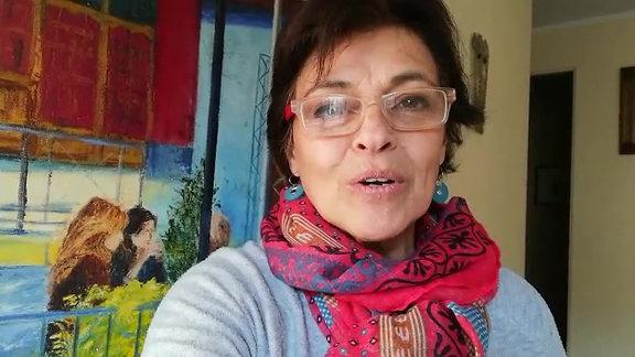 Cecilia Ovalle Testimonio