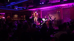 "54 Below CMU Cabaret- ""Can't Take My Eyes Off Of You"""