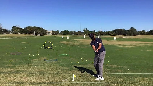 Nick Backswing/Impact