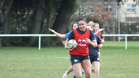 Why choose the Women's Rugby Sporting Excellence Academy?