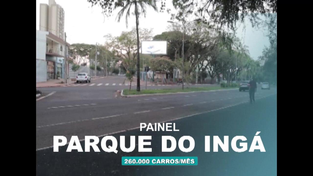 PAINEL DE LED PARQUE DO INGÁ