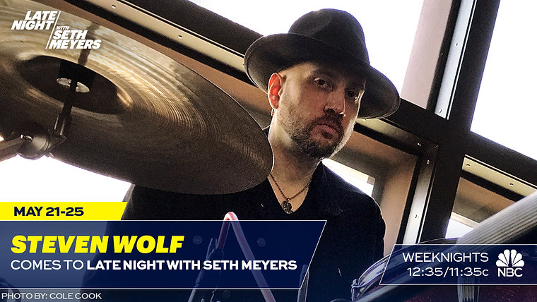 Wolf Late Night Intro