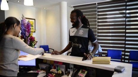 Yohance Marshal - Professional Football Player for Trinidad & Tobago