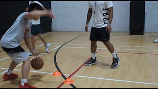 Two ball, ball handling.