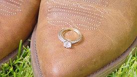 Melan & Austin's Wedding Trailer from Venue at the Grove {Lee Media}