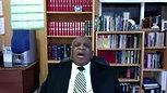 Bishop Otis McCormick - Body Soul & Spirit (Physical Therapy)