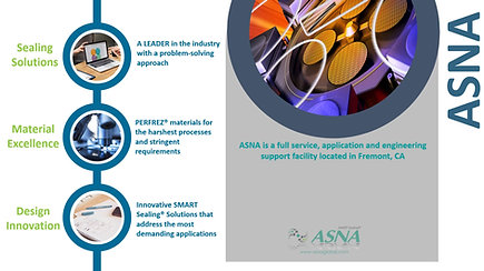 ASNA - Transforming the industry is in our DNA