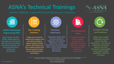 ASNA's Technical Trainings