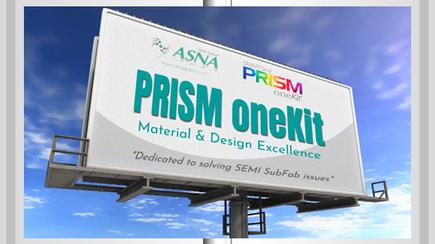 PRISM oneKit® Subfab Sealing Solutions