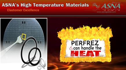 ASNA's High Temperature Materials