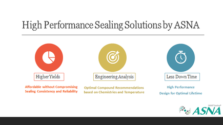 ASNA's High Performance Sealing Solutions