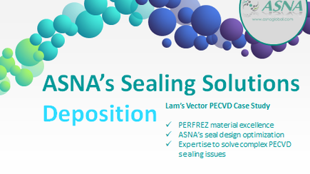 Sealing Solution for Deposition - PECVD Case Study