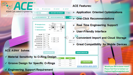 ACE - ASNA Calculated Engineering®