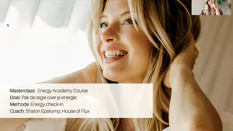 Energy Academy Course Masterclass