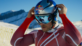 RED BULL / WINGS FOR LIFE - Aksel Lund Svindal X BROSLO