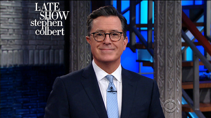 Vote Mama on The Late Show with Stephen Colbert!