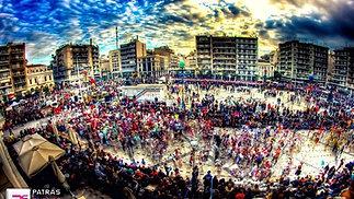 Starts Patra's Carnival