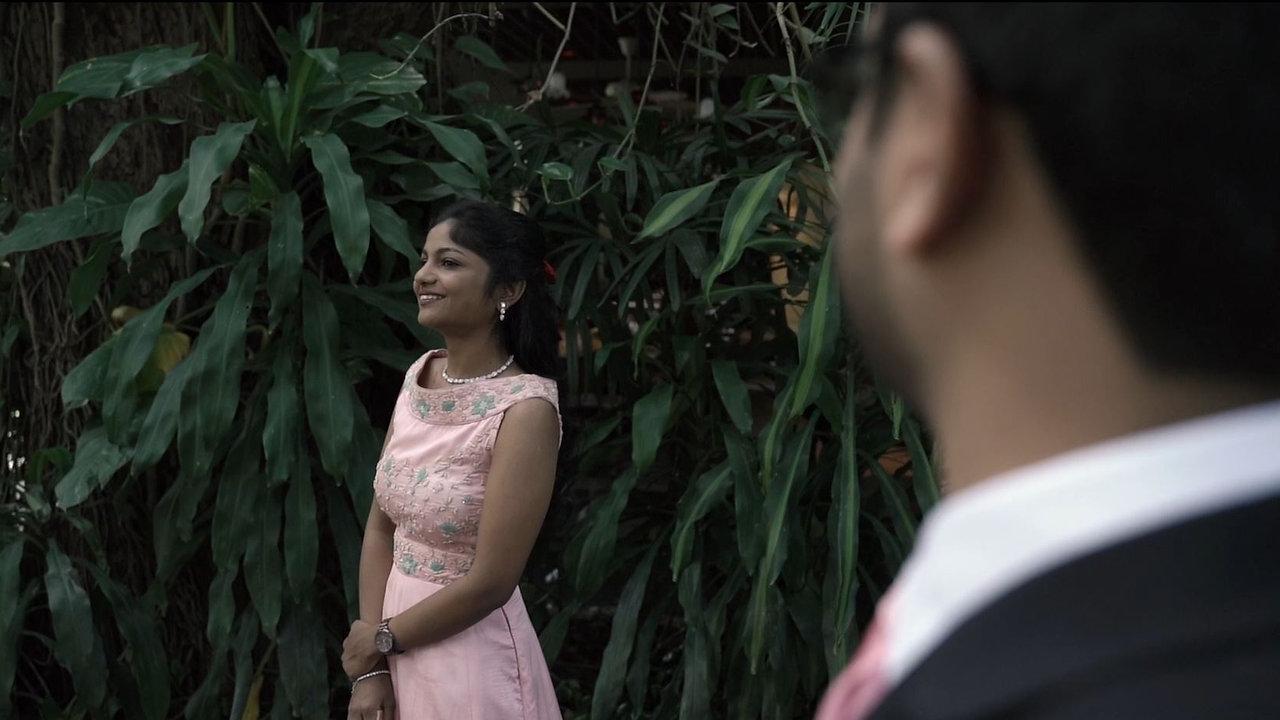 Manvitha & Prahaladhan- Engagement Film