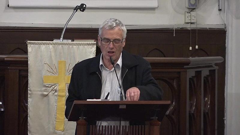 Rev. John Roxborogh Centenary Seminar 15th April 2018