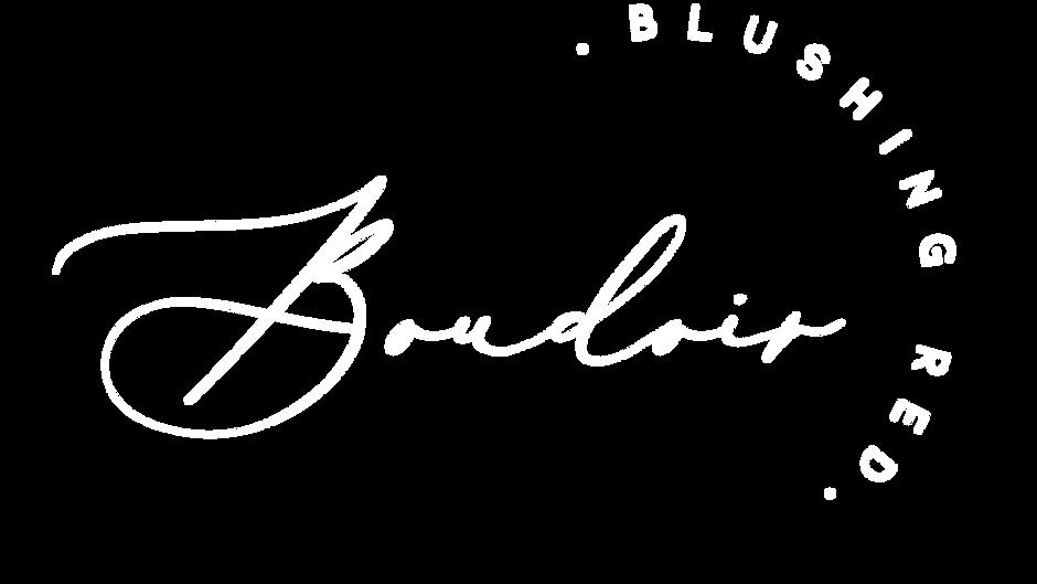 Blushing Red Promo