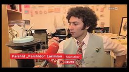 Farshido's Portrait by ORF Wien 2013