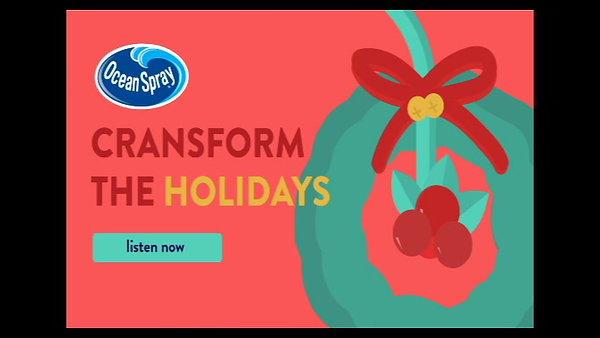 Cransform the Holidays