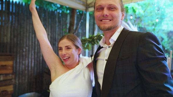 Alex and Irina's Brooklyn Wedding