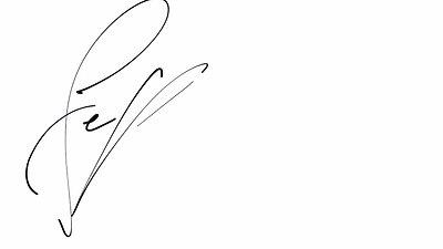 JEBLANC Signature / Handwritten