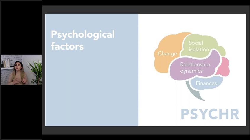 Mental Health & ROI Webinar