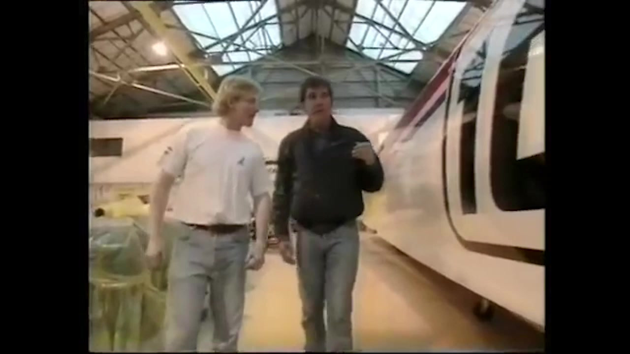 Clarkson & Curtis talk ballast