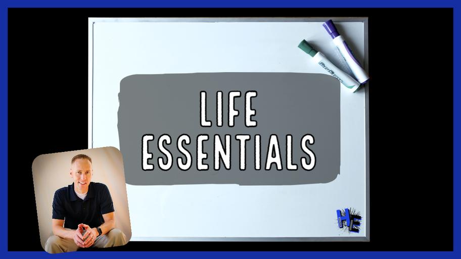 Life Essentials Mini Course