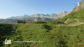 Cap Sud Ouest: Aramits, les bergers à la fête!