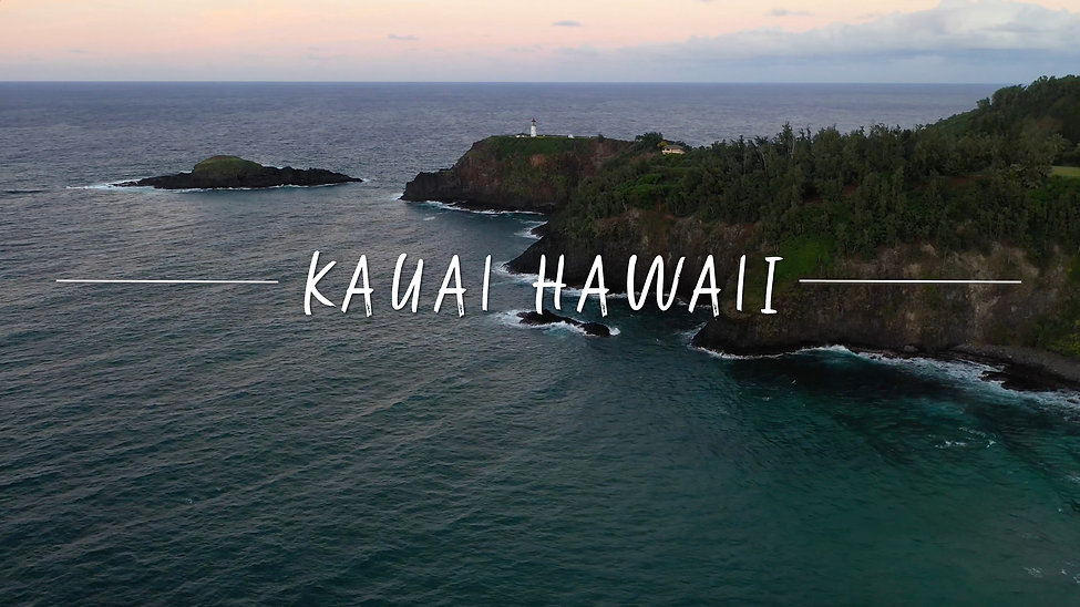 Live and Thrive Around the World in Kauai Hawaii