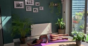 Intermediate Pilates 2