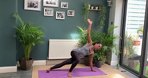Intermediate Pilates 1