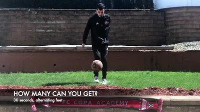 Copa Skills Challenge Week1