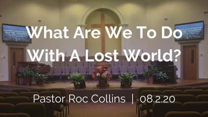 What are we to do with a Lost World?