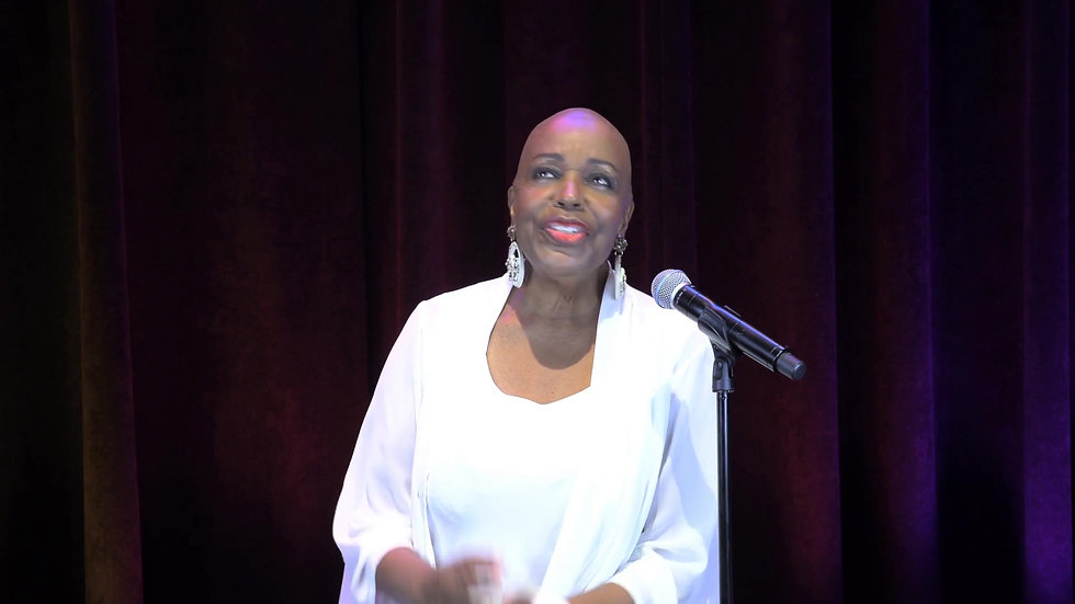 """Brenda Alford's """"Messages... Songs for the Soul"""" - The Concert"""