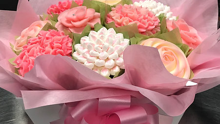 Cupcake Bouquet Video Tutorial Preview