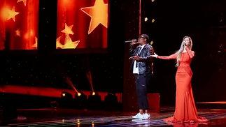 Daniela Bessia 安达 中央电视台 开门大吉 China National Television