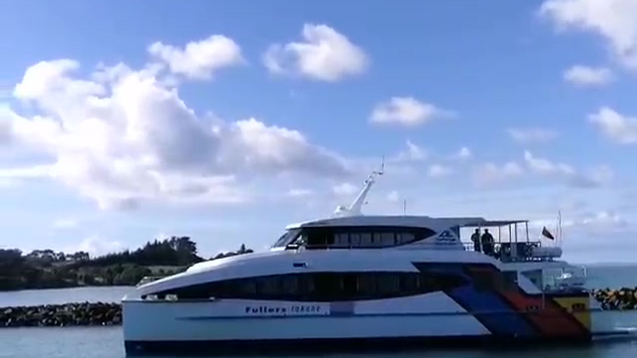 Gulf Harbour Ferry