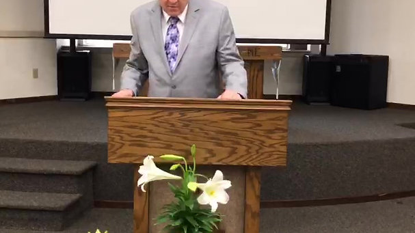 Bible study 4-12-20