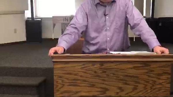 Sermon 4-5-20