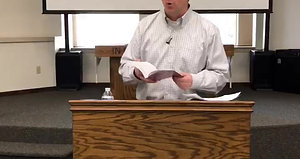 Sermon 3-29-20