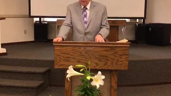 Sermon 4-12-20