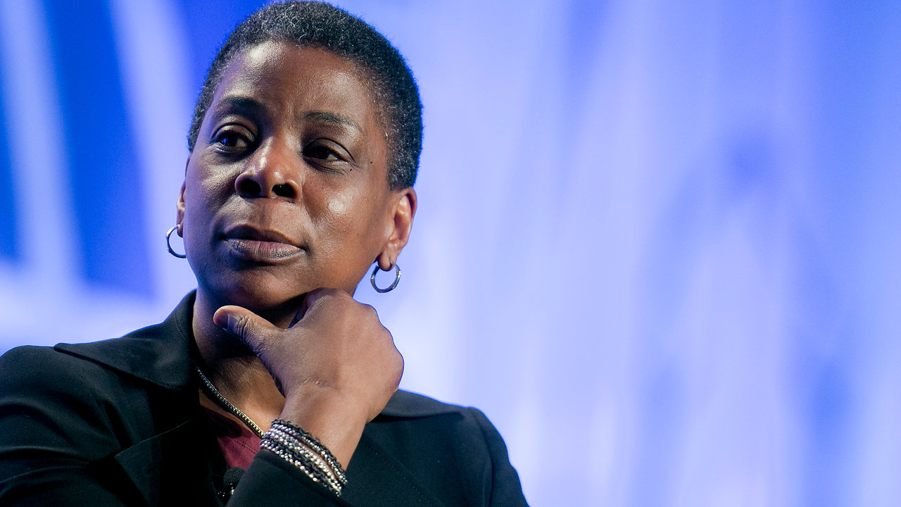 Ursula Burns On Distinguishing Herself To Become First Black Woman To Run Fortune 500 Company | TIME